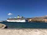 Costa Mediterranea a Argostoli